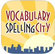 Vocabulary Spelling City logo