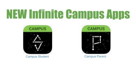 Infinite Campus New Apps logo